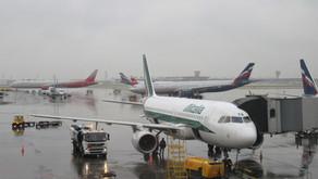 Alitalia European Business Class Review