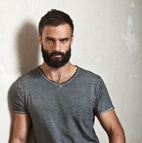 Bearded Man Grey Shirt.jpg
