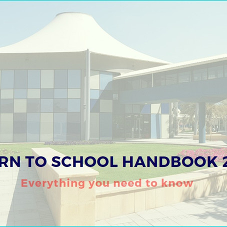 Return to School Information Booklet