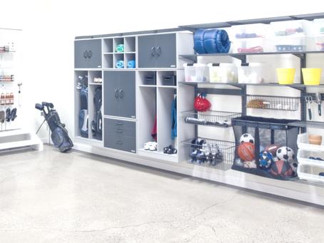 6 Easy Steps to an Organized Storage Area (Garage, Basement, Attic)