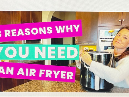 A Totally Honest Review of the Air Fryer from a Real Mom - Top 8 Reasons Why You'll Fall in Love
