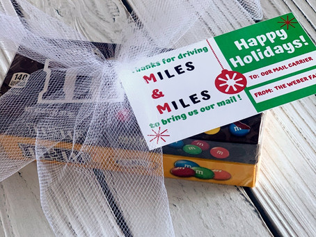 Spreading MORE Holiday Cheer to the Mail Carrier
