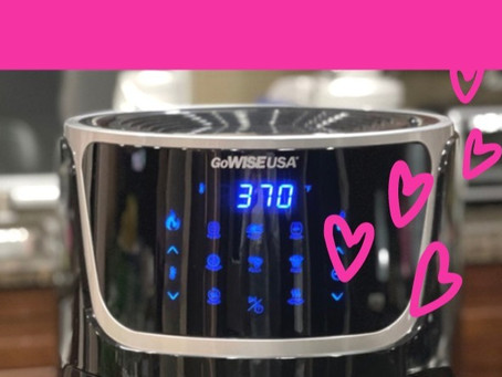 Why the GoWise USA Electric Air Fryer is the Best Kitchen Appliance to Buy on the Market!