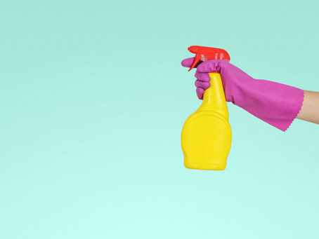 30 Day Deep Spring Cleaning to Fight Quarantine Mind-Numbing Monotony and Sheltering Boredom