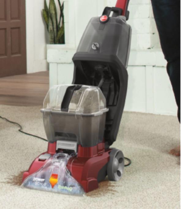 Hoover vacuum deep cleaner