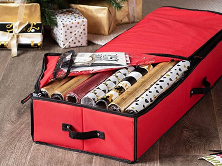 Holiday Decor Storage Solutions - Must-Have Christmas Decorations Organization Products