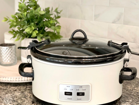 How To Make Easy & Healthy Crock-Pot Slow Cooker Homemade Dog Food Recipe for Pups w Food Allergies