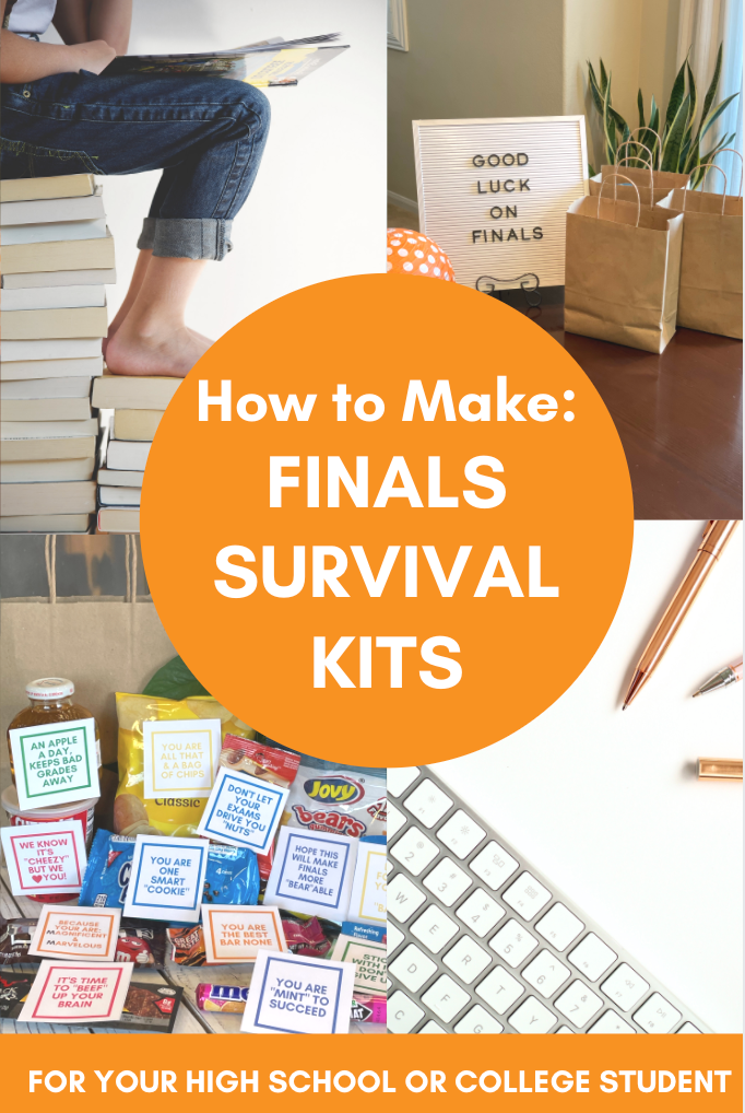 How to Make Finals Survival Kits Images