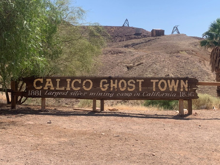 A Guide to Visiting Calico, An Old Mining Ghost Town in Yermo, CA: What to Expect & 5 Things to Know