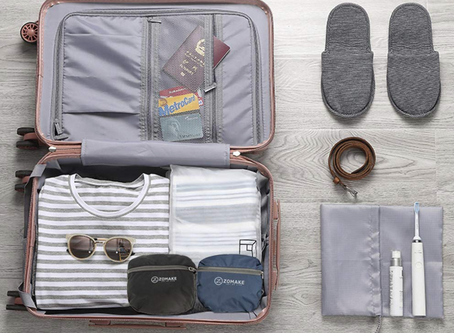 What to Pack in Your Cruise Embarkation Day Carry On Bag Especially For Families