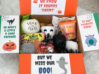 How to Make a Halloween Fall Care Package for Your College-Age Child - Easy Steps & Free Printables