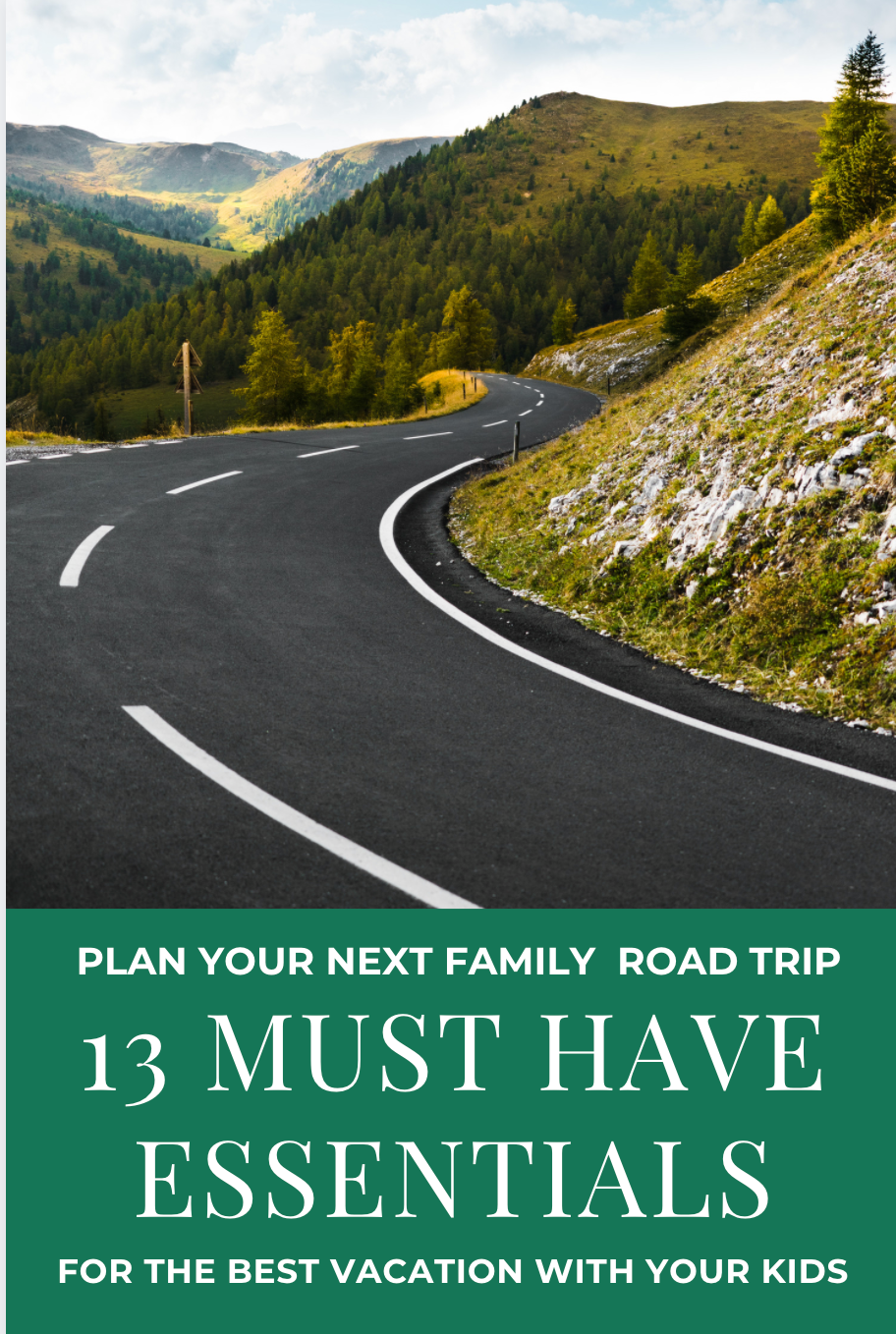 13 Must-Have Road Trip Essentials