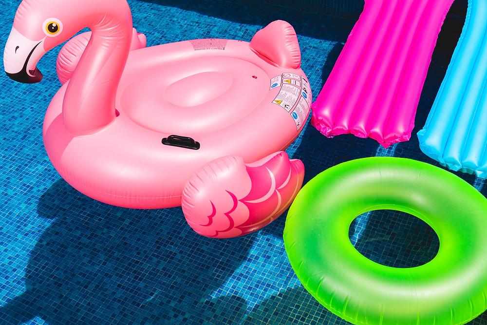 Pool Water Floatie Toys