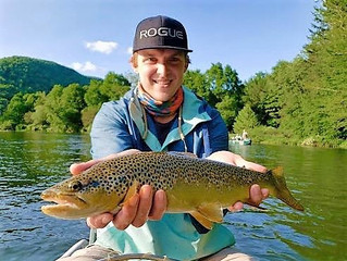 Upper Delaware River and Catskill Fly Fishing Report