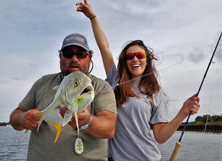 Tampa Bay Fly Fishing Report