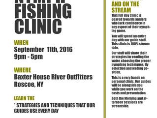 2016 Fly Casting Clinics