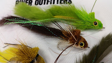 Baxter House Custom Flies
