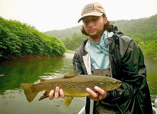 Fishing Report for the Upper Delaware and Catskill Region