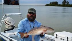 Ken 28 in redfish