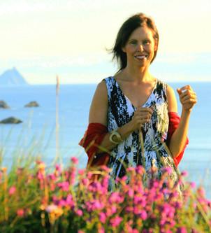 Róisín Valentia Island 2012