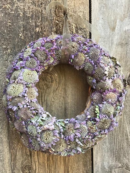Bee Balm Wreath