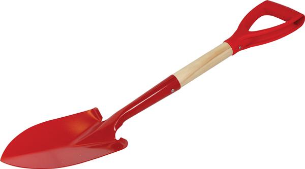 Rugged Garden Shovel