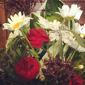 Our very first bouquets have left the fa