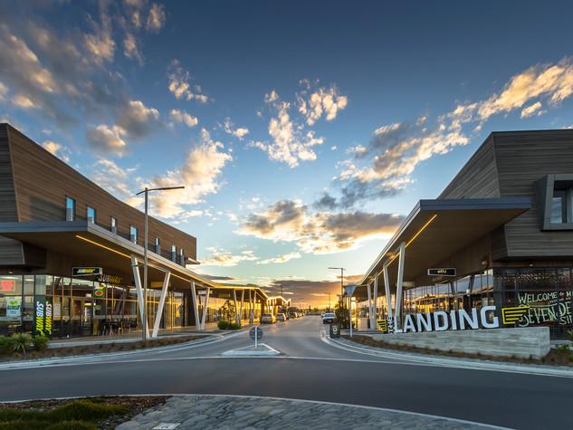 The Landing, Wigram