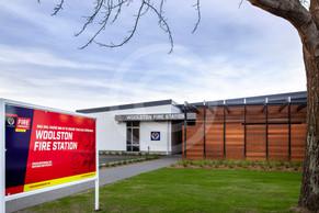 Woolston Fire Station