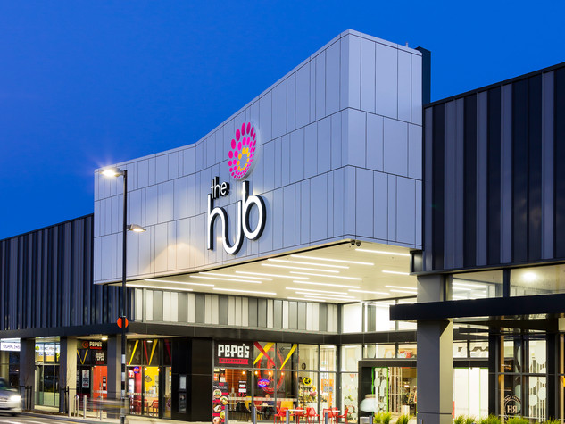 Hornby Mall