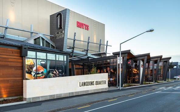 Langdons Quarter Northlands Mall Christchurch