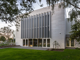 Oxford Terrace Baptist Church