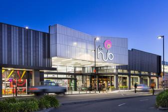 The Hub, Hornby Mall