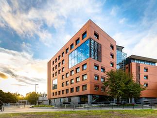 University of Canterbury Rehua Building