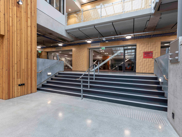 University of Canterbury Rehua Building