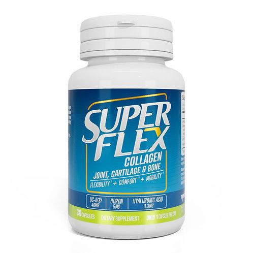 SUPERFLEX-COLLAGEN 30 Capsules