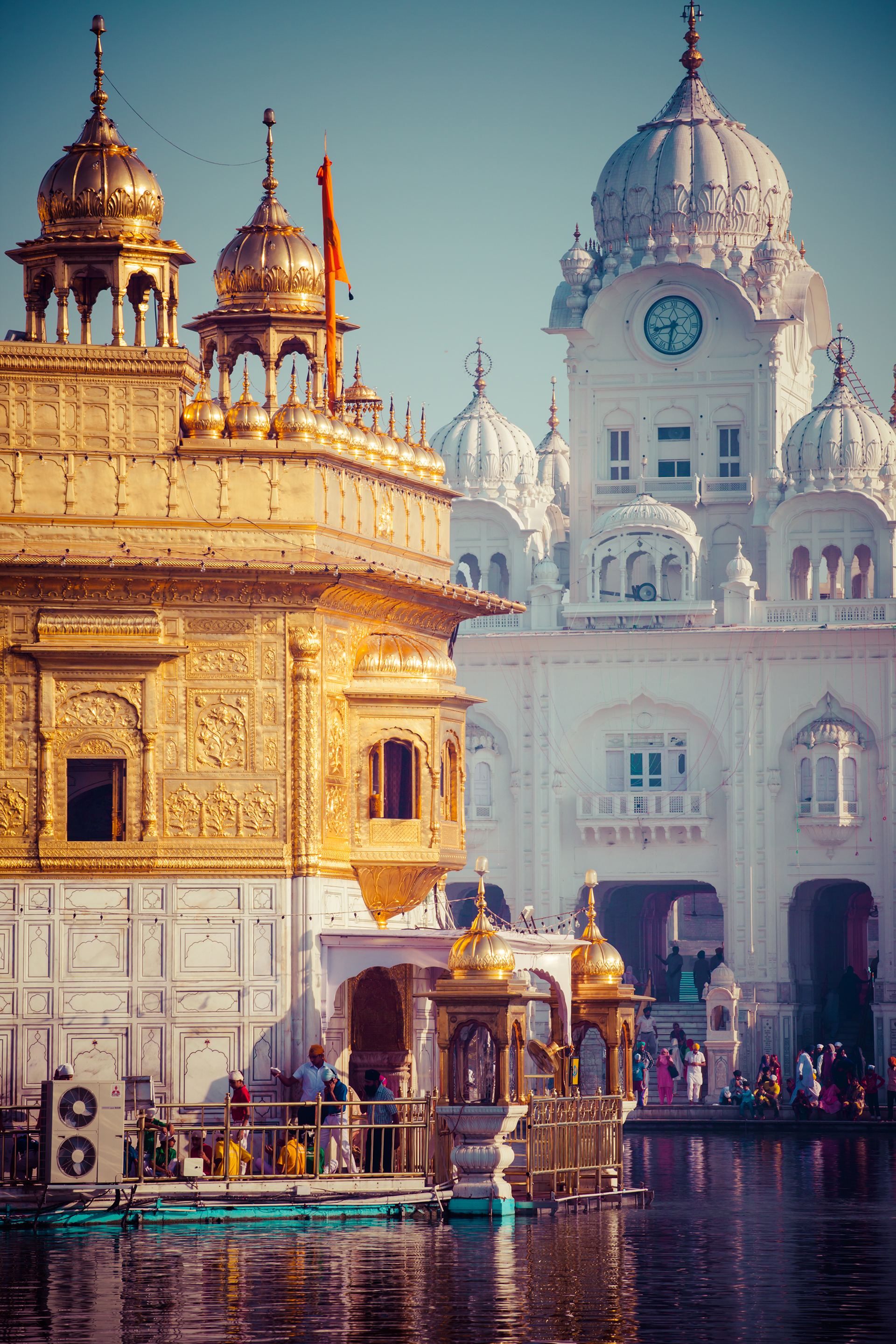 Sikh Gurdwara Golden Temple