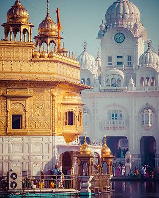 Sikh Gurdwara Golden Temple