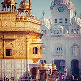 Sikh Gurdwara Temple d'Or