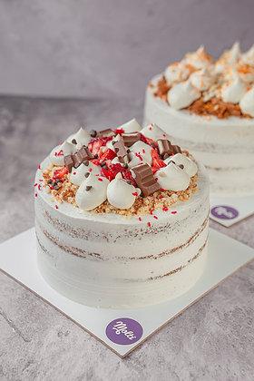 Torta Cheesecake Frutilla