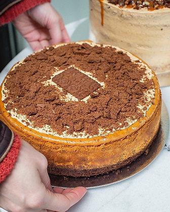 Cheesecake Chocotorta