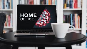 Coronavírus e o trabalho em casa: 05 Dicas de cuidado postural