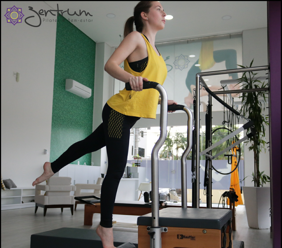 Exercício na Chair
