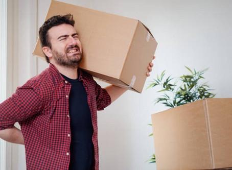 04 Passos para evitar a principal causa de lesões no trabalho e em casa!