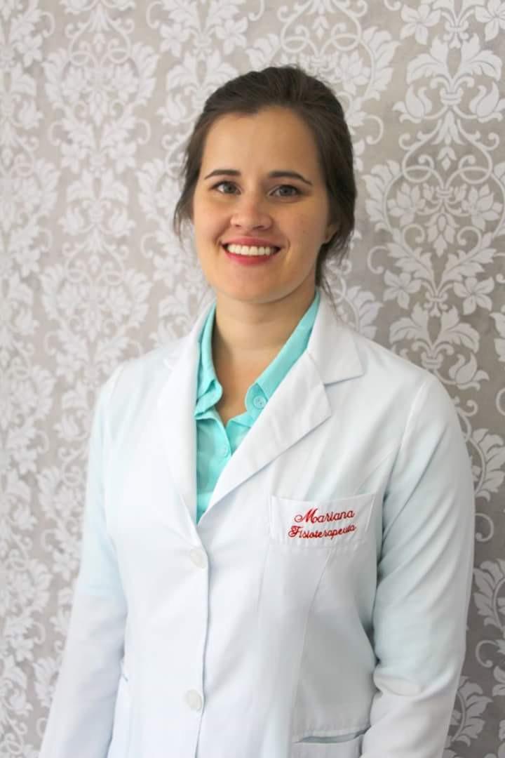 Microfisioterapeuta Mariana Reibnitz