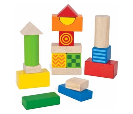 Fonte: Blocos de construção de brincar EICHHORN
