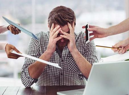 Estresse no Trabalho? Como a Ergonomia pode ajudar na prevenção e redução do estresse nas empresas?