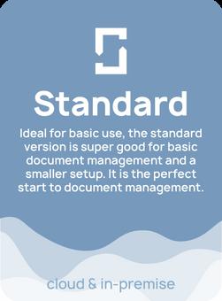 ShareDocs Enterpriser Standard