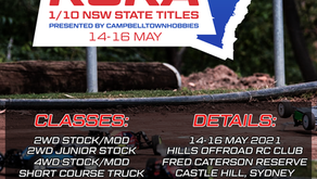 2021 RCRA NSW State Titles