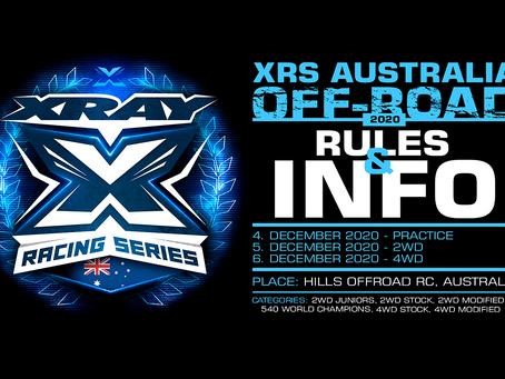XRS 2020 Rules & Info